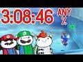 Download Video Super Mario Odyssey Speedrun w/JaidenAnimations & SomeThingElseYT