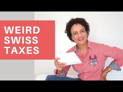 Shockingly Weird Taxation in Switzerland