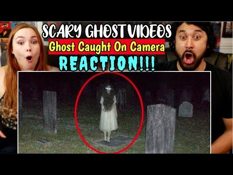 SCARY GHOST VIDEOS - Ghosts Caught On Camera | REACTION!!!