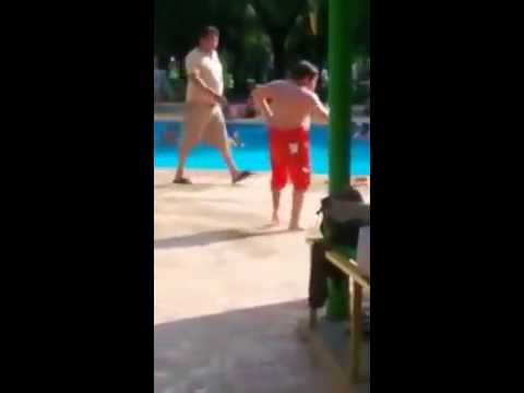 Download Kid Hilariously Dances To 39 Cuban Pete 39 At Public Swimming Pool In Mp3 3gp Mp4 Flv