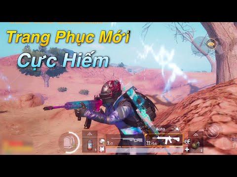 PUBG Mobile   Trang Phục Chiến Binh Mùa Đông [Mới] - Cách Né Đạn Không Dính Một Viên √ - Thời lượng: 12 phút.