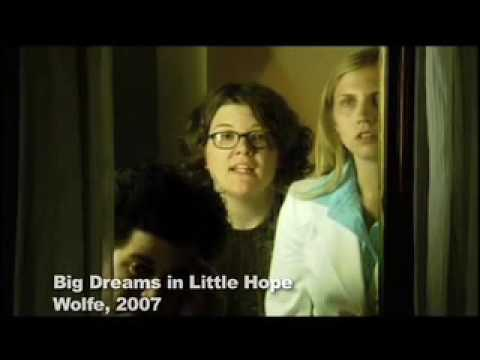 Erin Greenwell on Big Dreams in Little Hope