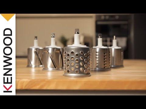 Qué accesorios tiene el Robot de Cocina Cooking Chef | Kenwood