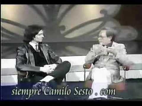 Camilo Sesto - Entrevista 1981 3/7
