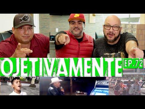 CHUY PATA-BIONICA NO PERDONA NI UNA - Ojetivamente 72 Especial con Entrevista - Thumbnail