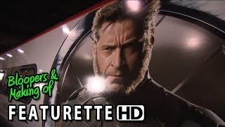 X-Men: Days of Future Past (2014) Featurette - UK Trains