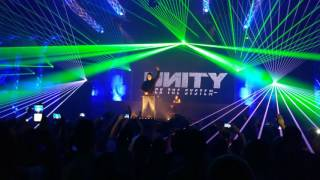 Video Angerfist vs Miss K8 live on UNITY 2016 Start MP3, 3GP, MP4, WEBM, AVI, FLV November 2017