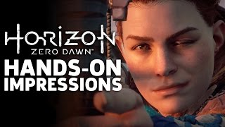 Video Horizon Zero Dawn: How It Feels To Slay Robots In The Future MP3, 3GP, MP4, WEBM, AVI, FLV Desember 2017