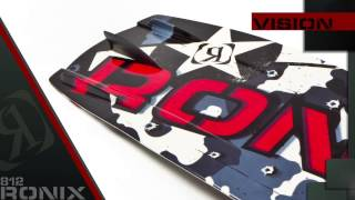 Ronix Vision Wakeboard - Boy's 2013