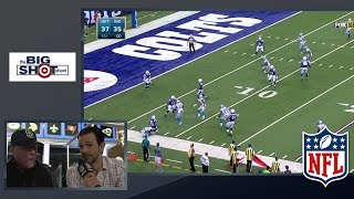 NFL Network Employees Call Best Plays of Week 1 | The Big Shot Sheet | NFL by NFL Network