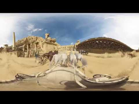 Ben-Hur (Video 360&deg 'Chariot Race')