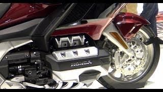 8. EICMA 2017: HONDA GOLD WING TOUR DCT AIRBAG