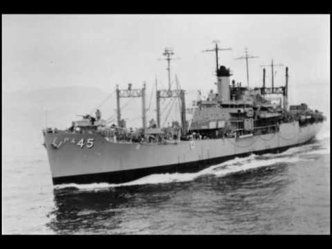 USNM Interview of William Pfeffer Part Two Joining the Navy and Service on the USS Union