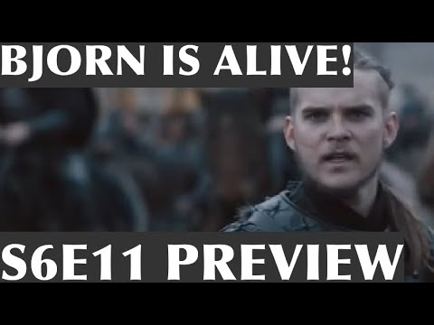 Vikings Season 6 Episode 11 Promo Preview | Bjorn is Alive? Bjorn Dreams his Death by Ivar?