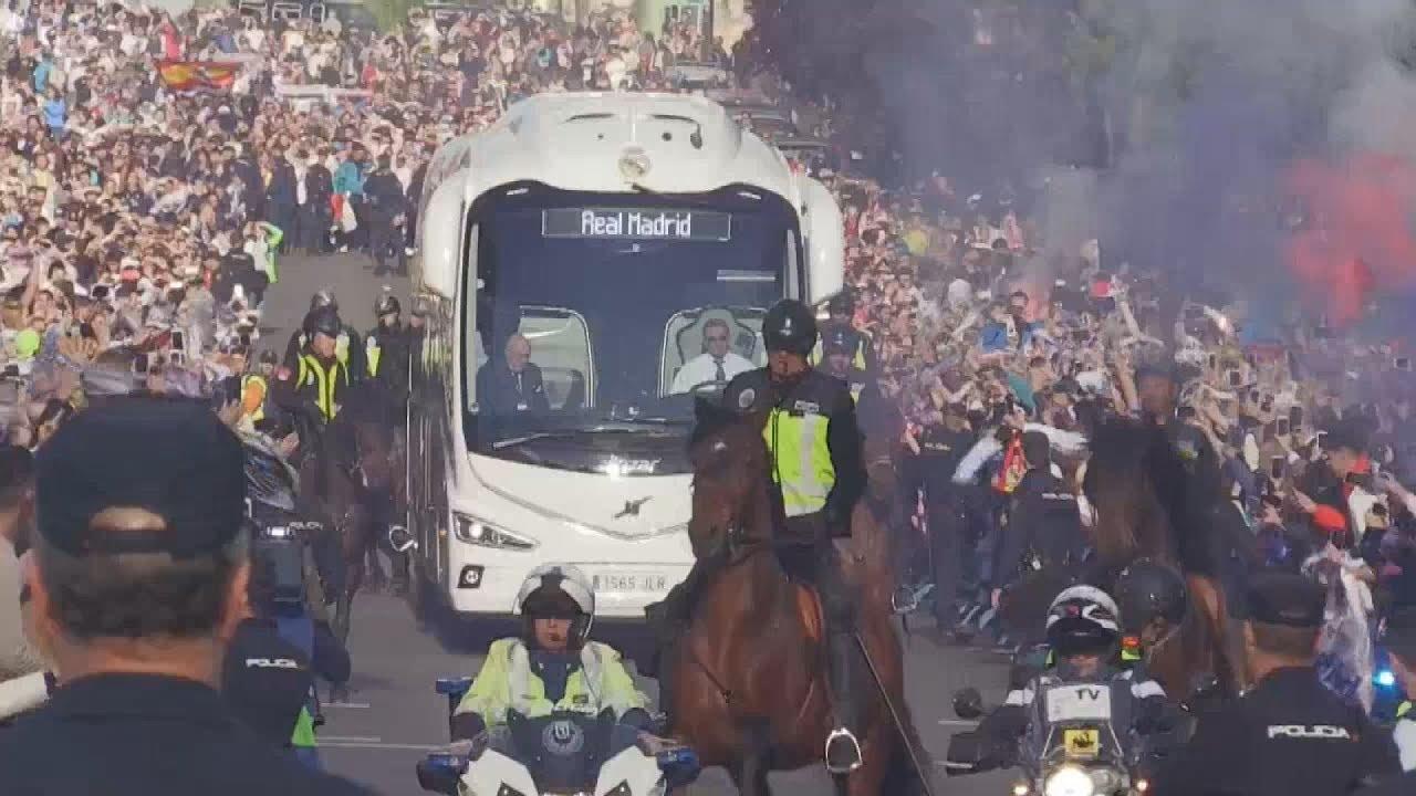Για τρίτη σερί χρονιά στον τελικό του Champions League η Ρεάλ Μαδρίτης