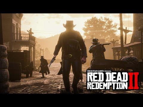 Guarda il video di gameplay ufficiale di Red Dead Redemption 2