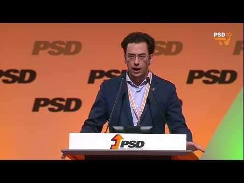 37º Congresso PSD - Intervenção de Afonso Leitão