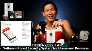 A security system that gives peace of mind for both home and business with the bonus of adding home automation = http://bit.ly/dqpipernvMore chineSecrets: http://chineSecrets.comLearn to Livestream: http://livestreamgeek.com--- HOW TO SUPPORT THE SHOW ---Thanks for watching!   If you like what you've seen and would like to help us create more videos like this, we'd love for you to start your online shopping off with the links below. As affiliates we get a small percentage of qualifying purchases but rest assured you won't pay a cent more than buying it elsewhere on the world-wide-web. Every purchase helps no matter how big or small, so THANK YOU for starting your shopping off with our links! Amazon.com - http://amzn.to/2nYarYCAmazon.ca - http://amzn.to/2nMREPuAmazon.co.uk - http://amzn.to/2oMaILoB&H Photo - https://bhpho.to/2ooyxNfAdorama - http://bit.ly/1EGcfqWEbay - http://ebay.to/2oMgMDLIf you love what you've seen and want to contribute towards the show on a monthly basis, please consider becoming a Patron here:  https://www.patreon.com/chineSecretsFor more laughs, learning and love visit our home on the web at http://notsoancientchinesecrets.comFor more Behind the Scenes and to start a conversation:Facebook: http://facebook.com/chineSecretsInstagram: http://instagram.com/chinesecretsTwitter: http://twitter.com/chinesecretsGod bless, and see you in the next video :)Multistreaming with https://restream.io/