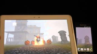 3D Halloween Live Wallpaper YouTube video