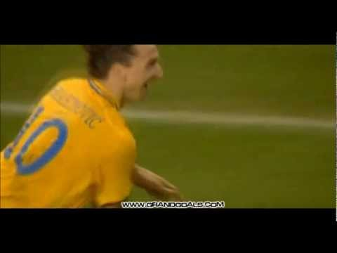 Zlatan Magic Goal Against England - Stan Collymore Commentary
