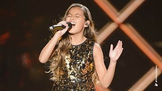 Alexa gave a breathtaking performance of Mariah Carey's big ballad.Go to www.thevoicekids.com.au for more news, videos and backstage galleries.