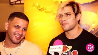Llegada de los artistas a Premios Heat 2019