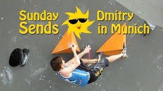 Dmitry in Munich | Sunday Sends by OnBouldering