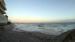 timelapse, marea saint malo', oceano Atlantico, Francia