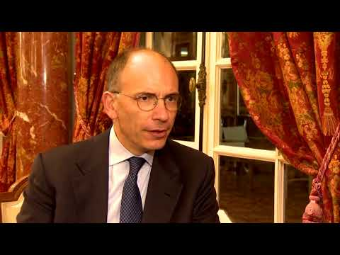 The Europe of Tomorrow by Enrico Letta