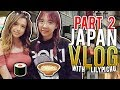 IRL Romance Dating Simulator n Tokyo Game Show w/ LilyPichu! JAPAN VLOG PART 2!