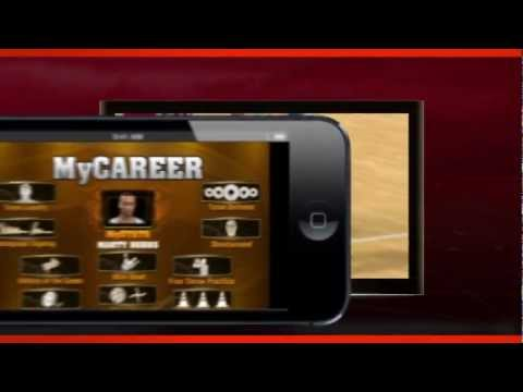NBA 2K13 Mobile Apps Offer Continuous Character Progress