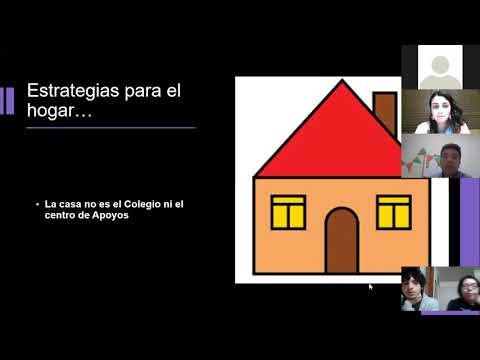 2 parte 3era Jornda entrenamiento como Coterapeutas   Agrupación TEAbrazo   Puerto Varas