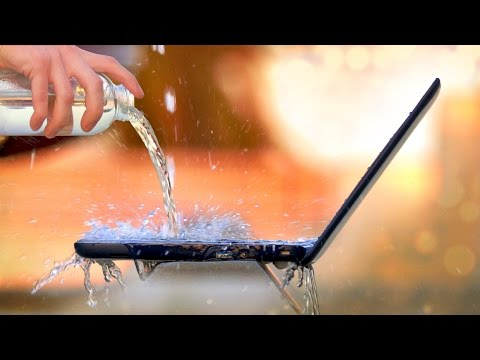 This $200 Laptop Can Survive Water?!