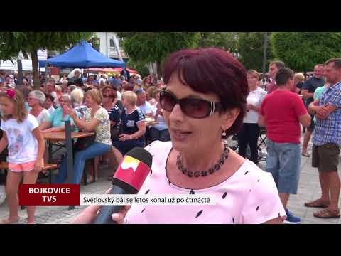 TVS: Týden na Slovácku 14. 6. 2018