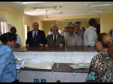 صدى البلد | إفتتاح 12 مقرا جديدا للاحوال المدنية فى 8 محافظات