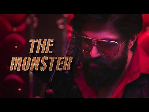 The Monster | KGF | Yash | Prashanth Neel