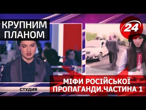 Міфи російської пропаганди. Частина 1