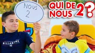 Video QUI DE NOUS 2 ? - Entre Frères 😂 MP3, 3GP, MP4, WEBM, AVI, FLV September 2017