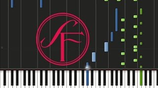 Download Lagu Svensk Filmindustri - Theme Song [Piano Cover Tutorial] (♫) Mp3
