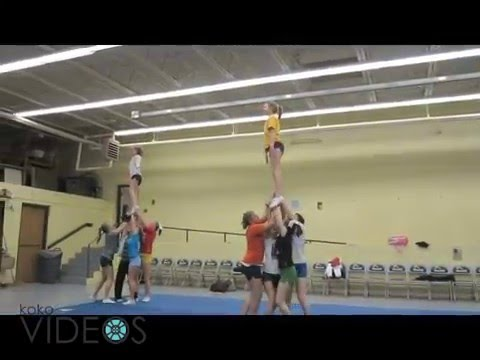 WWMS Cheerleading Bloopers