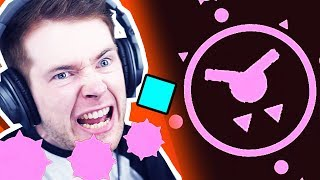 This Game is like Geometry Dash BUT CRAZIER!