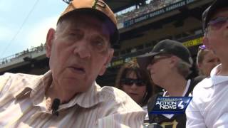 Pirates super fan has only missed 22 games in almost 50 yearsSubscribe to WTAE on YouTube now for more: http://bit.ly/1emyOjPGet more Pittsburgh news: http://www.wtae.com/Like us: http://www.facebook.com/wtae4Follow us: http://twitter.com/WTAEGoogle+: http://plus.google.com/+wtae