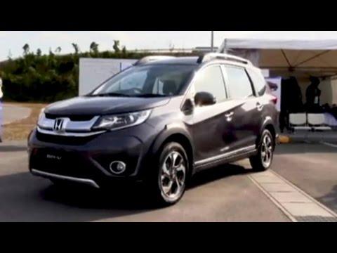 First drive: Honda BR-V