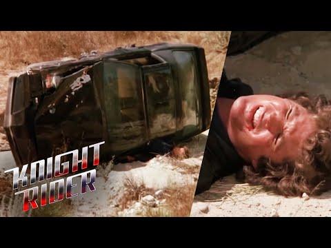 KITT vs Goliath: The Aftermath | Knight Rider