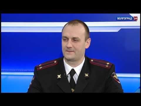 Альберт Молчанов, начальник штаба Волгоградского линейного управления МВД России на транспорте