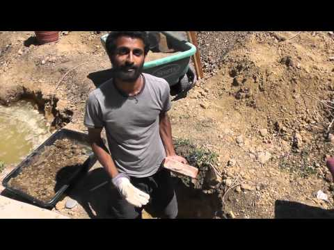 How to Build Natural Backyard Pond Pt 3 – Permaculture Gardening – TheGrowingHome.Net