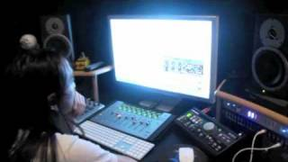 "BEHIND THE MIX W/ STEVE AOKI ON HIS KLAXONS ""ECHOES"" REMIX"
