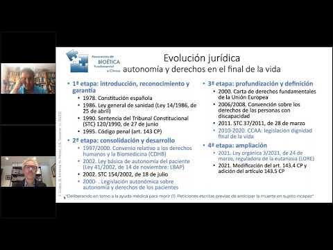 Jornada de Bioética ABFYC   13/05/21