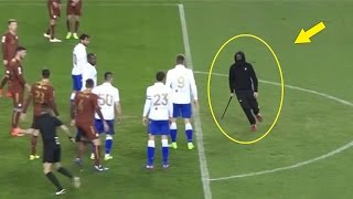 Video Players vs Fans   Crazy Football Fights & Angry Moments   HD MP3, 3GP, MP4, WEBM, AVI, FLV Mei 2017