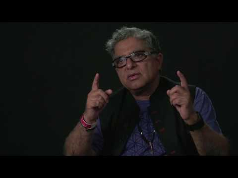 Deepak Chopra: Scientists Are Naive Realists